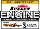 Sunnen Engine Charity Sweepstakes logo